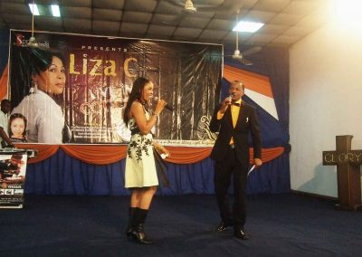 lize and friends concert