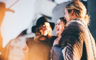 4 Ways to Surround Yourself With People Who Challenge You. By Brittany Hodak.